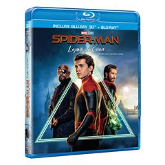 BluRay 3D Spider Man Lejos De Casa - Sanborns