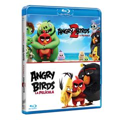 Blu-Ray Box Set Angry Birds y Angry Birds 2 - Sanborns