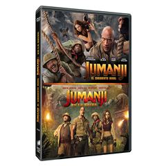 DVD Box Set Jumanji - Sanborns