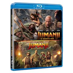 BR Box Set Blu-Ray Jumanji - Sanborns