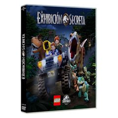 DVD Lego Jurassic World La Exhibición Secreta - Sanborns
