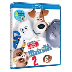 BluRay La Vida Secreta De Tus Mascotas 2 - Sanborns