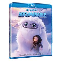 BluRay Un Amigo Abominable - Sanborns