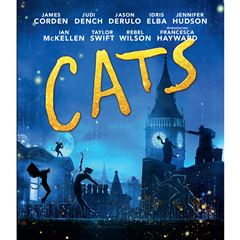 Blu-Ray Cats - Sanborns