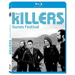 The Killers iTunes Festival - Sanborns