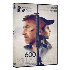 DVD 600 Millas - Sanborns