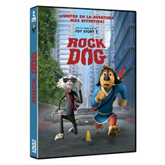 DVD Rock Dog - Sanborns
