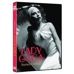 DVD Lady Gaga Itunes Festival - Sanborns