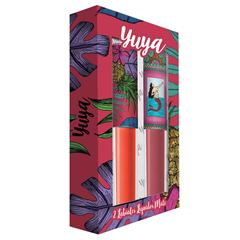Set 2 Labiales Yuya Modelo 2 (Papaya) - Sanborns