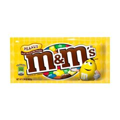 Chocolate M&M's con Cacahuate 49.3g - Sanborns