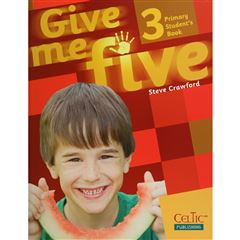 Give Me Five StudentS Book 3 ( Con Cd ) - Sanborns