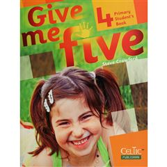 Give Me Five StudentS Book 4 ( Con Cd ) - Sanborns