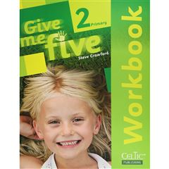 Give Me Five Workbook 2 - Sanborns