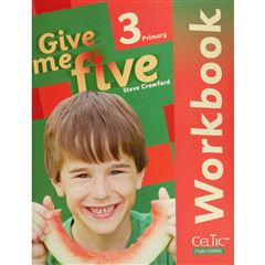 Give Me Five Workbook 3 - Sanborns