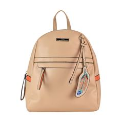 Bolso Shoulder Lee Beige/ Naranja A00038 - Sanborns