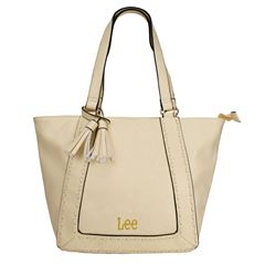 Bolso Tote Lee Beige A00027 - Sanborns