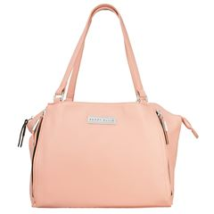 Bolso Perry Ellis shoulder rosa - Sanborns