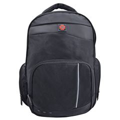 BackPack Swissbrand negra SBX00445A - Sanborns