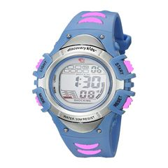 Reloj Digital Niños 8108 L Blue Discovery Kids - Sanborns