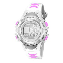 Reloj Digital Niños 8108 M White Discovery Kids - Sanborns
