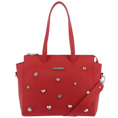 Bolso Hush puppies satchel rojo - Sanborns