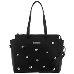 Bolso Hush puppies satchel negro - Sanborns