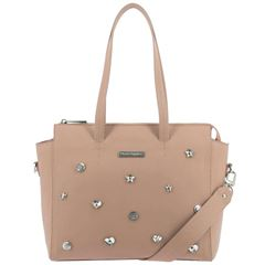 Bolso Hush puppies satchel rosa - Sanborns