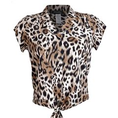 Blusa Animal Print Philosophy Jr. - Sanborns