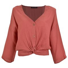 Blusa Nudo En Ruedo Philosophy Jr. - Sanborns