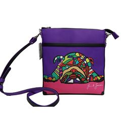 Bolsa Juan De Lascurain Cross body Bulldog Jl07bd - Sanborns