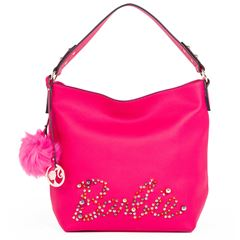 Bolso hobo Barbie rosa - Sanborns