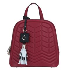 Bolos Back Pack Mediana Color Rojo Gorétt - Sanborns