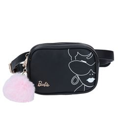Bolso belt bag Barbie rosa - Sanborns