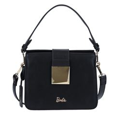Bolso crossbody negro Barbie - Sanborns