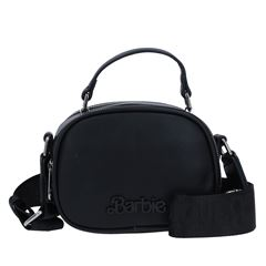 Bandolera Cross Body Negro Alessia Barbie X Gorett - Sanborns