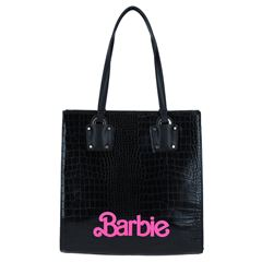 Tote Negro Gs20114-3 Barbie X Gorett - Sanborns