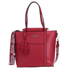 Bolso tote Barbie rojo - Sanborns