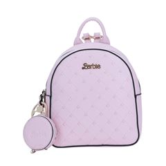 Backpack Rosa Minimalista Barbie X Gorett - Sanborns