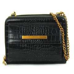 Bolso Cloe Cross Body Negro - Sanborns
