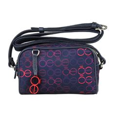 Bolso Cloe Cross Body Marino 3BLNP20906 - Sanborns