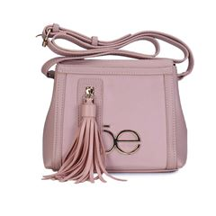 Bolso Cloe Cross Body Rosa 3BLCP20094 - Sanborns