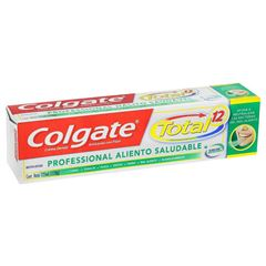 Crema Dental Colgate Total 12 professional - Sanborns
