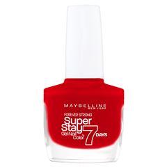 Esmalte de Uñas Gel Superstay 7 Maybelline 8 Passionate Red - Sanborns