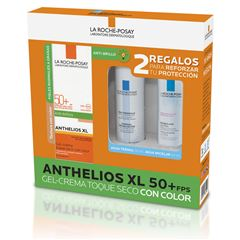 Pack Anthelios Xl 50+Fps Gel-Crema Toque Seco con Color - Sanborns