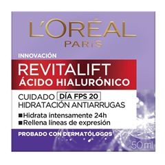 Dermo Expertise Revitalift Hialuro Dia 50 ml - Sanborns
