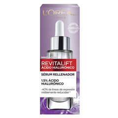 Serum facial anti arrugas Ácido Hialurónico Revitalift L'Oréal Paris - Sanborns