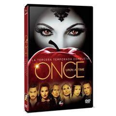 DVD Once Upon a Time: La tercera temporada completa - Sanborns
