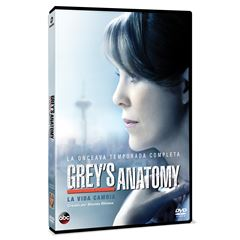 DVD Grey's Anatomy: Temporada 11 - Sanborns