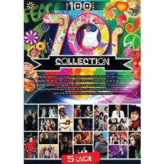 DVD Top 100 Hits 70s Collection - Sanborns