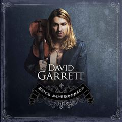 DVD 3 David Garrett - Rock Symphonies - Sanborns